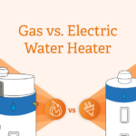 Comparison of Gas Vs Electric Water-Heaters