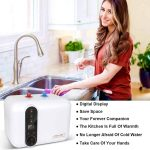 Under Sink Wahter Heater for Dishwasher
